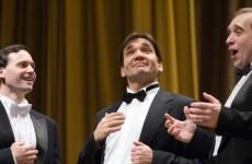 Rīgā, 26.decembrī, notiks koncerts, kurā uzstāsies trīs pasaules klases operas basi no Krievijas. Pazīstamie mākslinieki ir Andrejs Antonovs, Valērijs Giļmanovs...